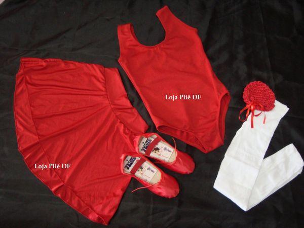 34587a09c4bc0b Kit Ballet Infantil para Aula - Loja Pliê - Artigos para Dança e ...