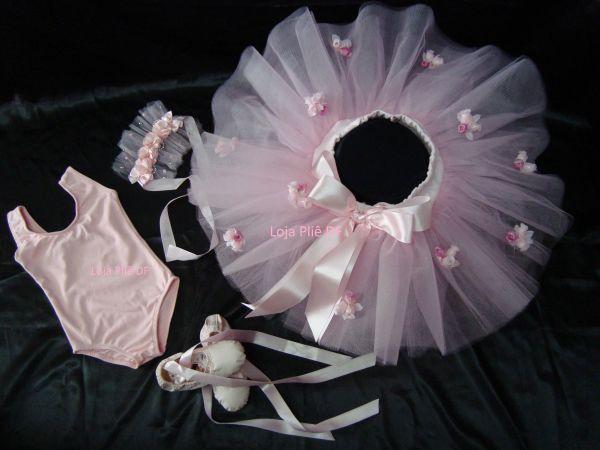 d22fa441e8 Kit Bailarina Completo - Loja Pliê - Artigos para Dança e Produtos ...