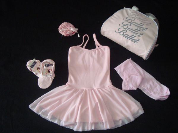 84ea4d6cf1b96d Kit Ballet Infantil Para Aulas - Loja Pliê - Artigos para Dança e ...